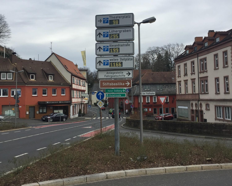 Parken In Aschaffenburg